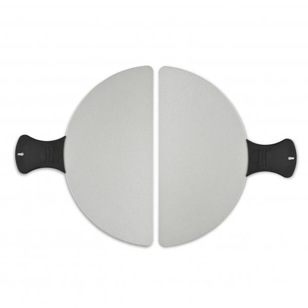 Cuptor pizza G3Ferrari Delizia aramiu special cu suprafata de coacere din piatra refractara, termoregulator pana la 400° C si timer cu atentionare sonora [5]